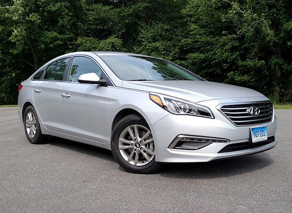 New 2015 Hyundai Sonata returns twice to dealer for safety problems